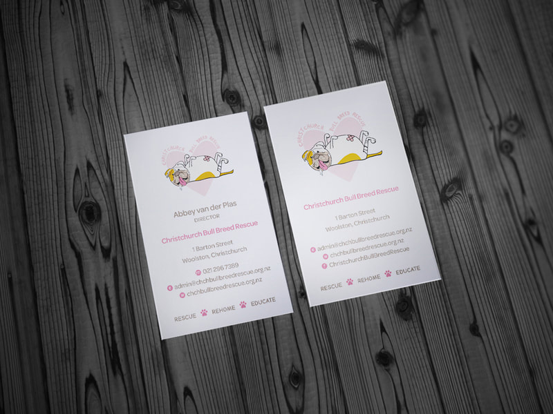 CBBR Business Cards from Anna By Design