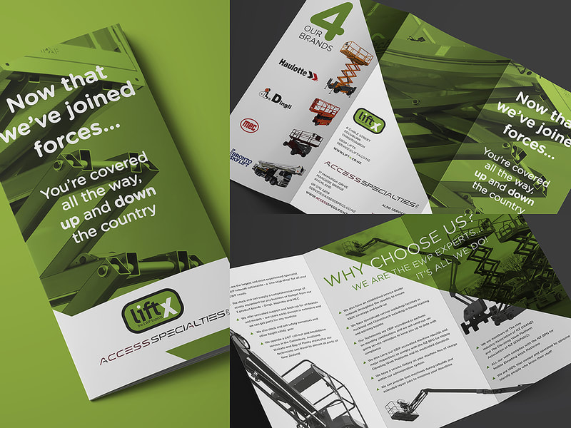 LiftX Brochure from Anna By Design