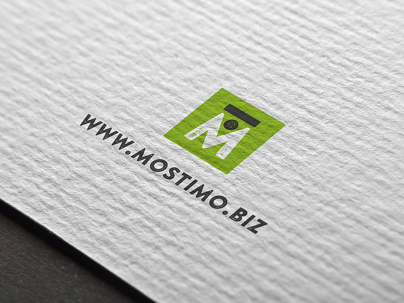 Mostimo Logomark from Anna By Design