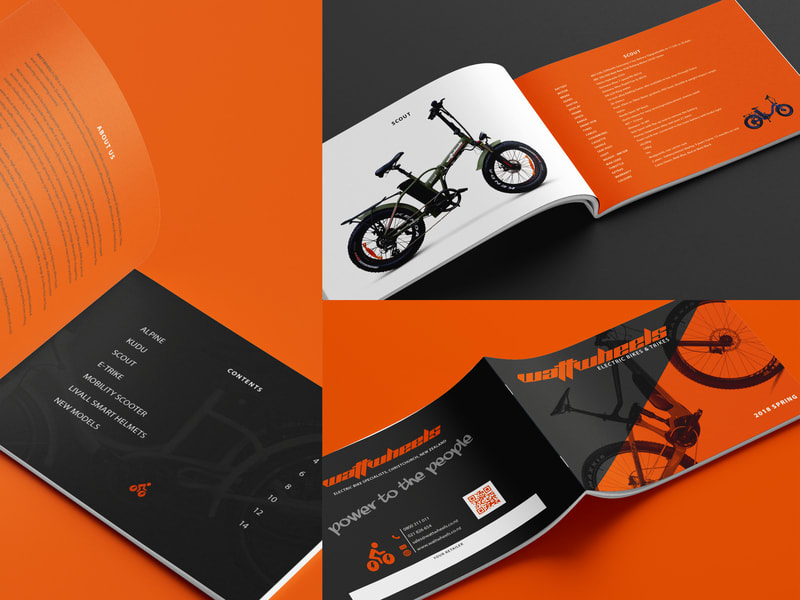 Wattwheels Catalogue from Anna By Design